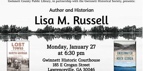 Author and Historian Lisa M. Russell tickets