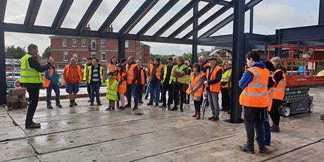 Site Tours - Crown Wharf Theatre Building Site tickets