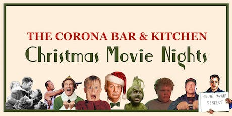 Christmas Movie & Meal - Love Actually tickets