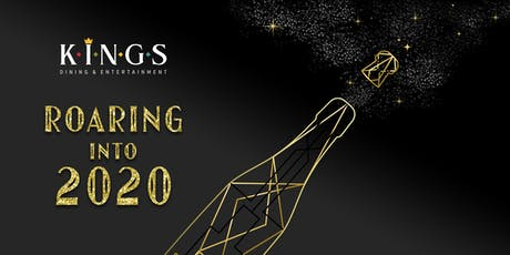 Roaring into 2020 at Kings  Raleigh-North Hills! tickets