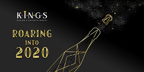 Roaring into 2020 at Kings  Franklin! tickets