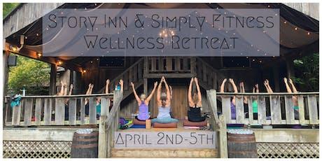 Story Inn  & Simply Fitness Wellness Retreat tickets