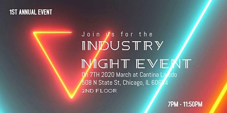 Music and food Industry | Networking Night Event tickets