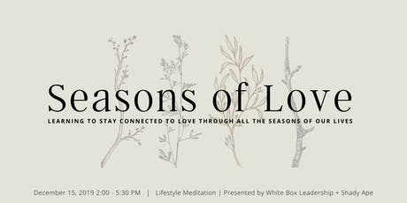 Seasons of Love tickets