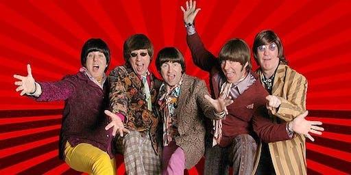 The Fab 5 Beatles Tribute In the Beer Garden
