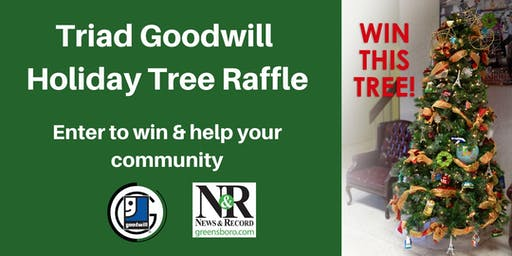 Holiday Tree Raffle!