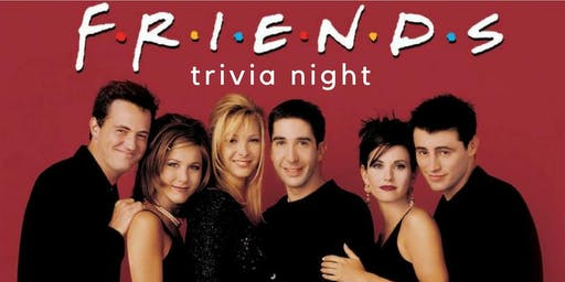 Friends Trivia at The Crossing Pub and Grill   Plano