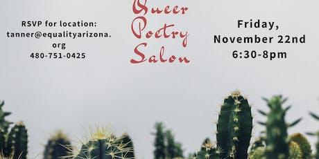 Queer Poetry Salon tickets