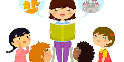 Spanish Bilingual Storytime (Ages 3-5)