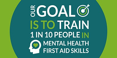 Mental Health First Aid - Champion training - 1 day - Taunton, Somerset