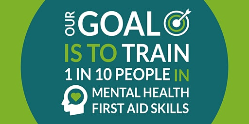 Mental Health First Aid - Champion training - 1 day - Cornwall