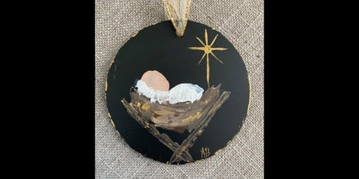 Nativity Record Painting Workshop