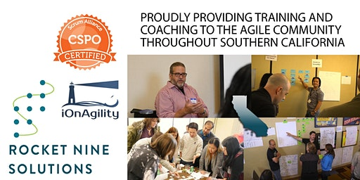 Certified Scrum Product Owner Training (CSPO) - Orange County, CA - Feb 2020