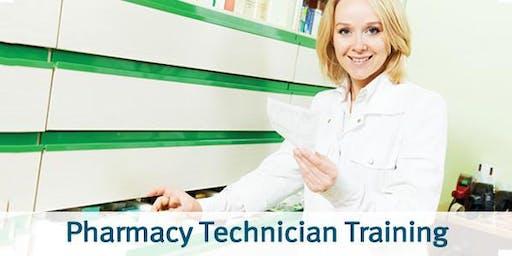 Pharmacy Technician Information Session - January 2020