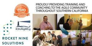 Certified Scrum Product Owner Training (CSPO) - Los...