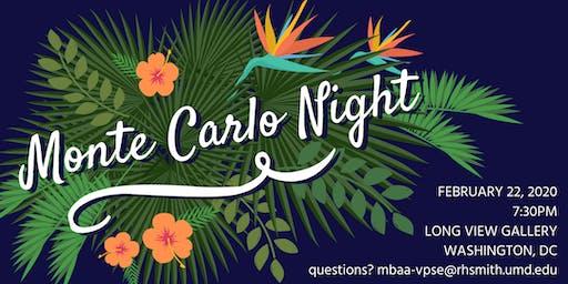 18th Annual Monte Carlo Night