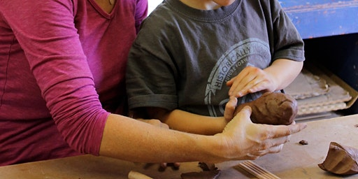 """Youth Session 1B: Family """"Clay Together"""" - Monday"""