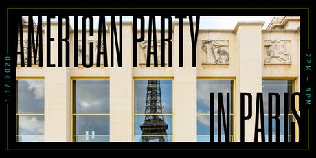 American Party in Paris 2020 tickets