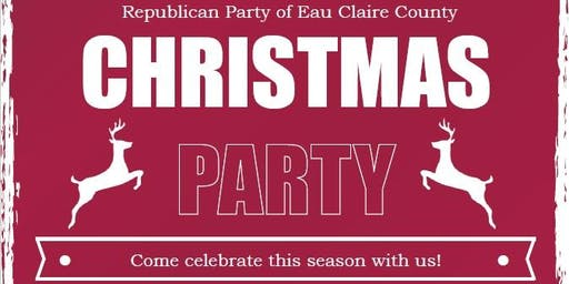 2019 Republican Party of Eau Claire County Christmas Party