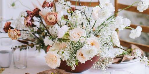 Harvest Table Decor Styling Class with Philo Floral