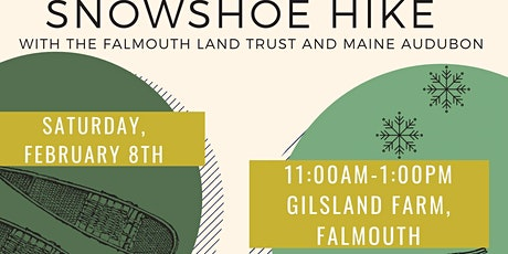 Family Snowshoe Hike tickets