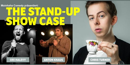 The Stand-Up Show Case (English Show)