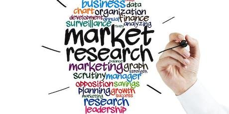 Workshop: Market Research tickets