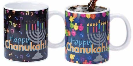 Paint & Fill your Chanukah Mug tickets