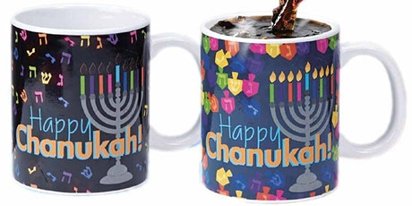 Paint & Fill your Chanukah Mug tickets