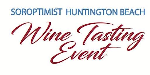 2019 Soroptimist of HB Wine Tasting Fundraiser