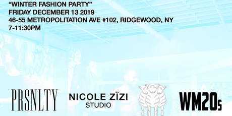"""""""WINTER FASHION PARTY"""" tickets"""
