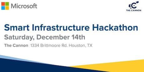 Smart Infrastructure Hackathon tickets