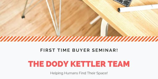 First Time Home Buyer Seminar.  1 for December!