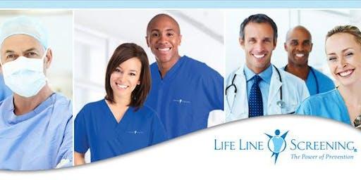 Life Line Screening in Lake Elsinore, CA