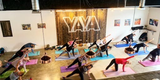 Mindful Yoga w/ Sara Randall @ YaYa Brewing