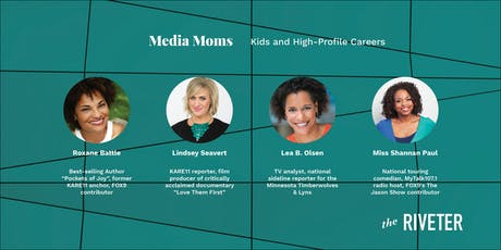 Media Moms: Kids and High-Profile Careers tickets
