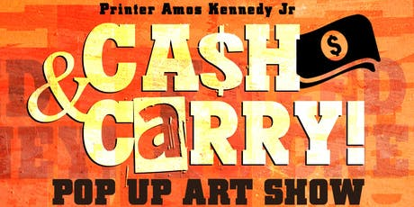 Cash & Carry tickets