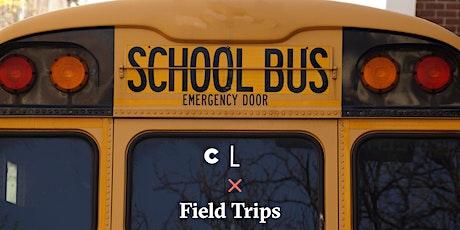 CLX Field Trip #1  Chicago Architecture Biennial tickets