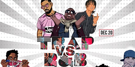 TRAP vs R&B 5 tickets