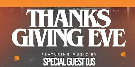 Timesquare THANKSGIVING EVE BASH @ HIGH BAR NYC tickets