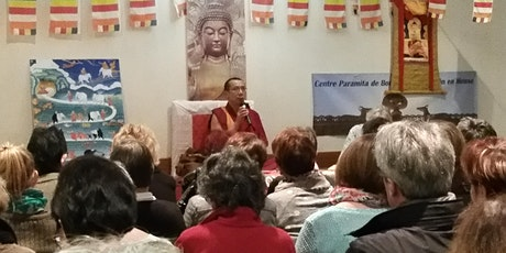 Healing Buddha (Menla) Empowerment | with Lama Samten tickets