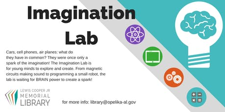 Imagination Lab: December tickets