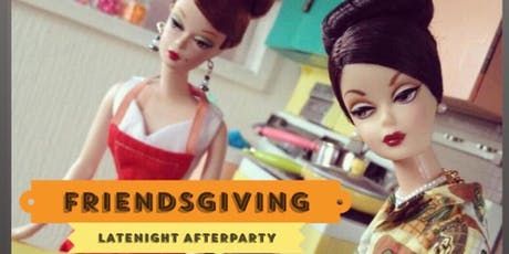 Friendsgiving with The Midnight Society Fam tickets