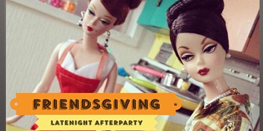 Friendsgiving with The Midnight Society Fam