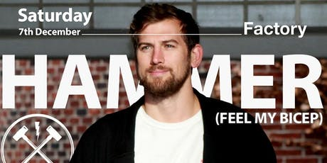 RePublik present Hammer (Feel My Bicep / Sulta Selects) tickets