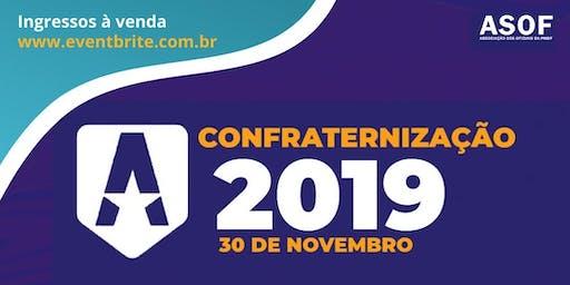 Confraternização  ASOFPMDF 2019