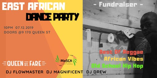 East Africa Dance Party