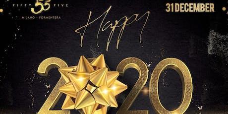 Capodanno 2020 - FiftyFive biglietti