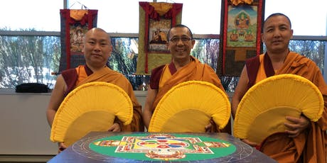 Mandala & Buddhist Meditation Festival with Tibetan Monks tickets