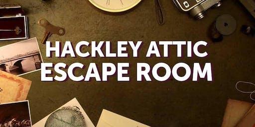 Hackley Attic Escape Room